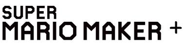 SuperMarioMaker Logo