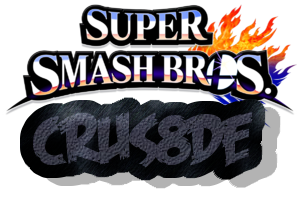 Super Smash Bros. Crus8de Logo