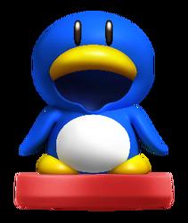 Amiibo Penguin Suit