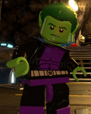 Beast Boy (Lego Batman 4)