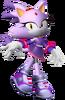 Blaze sonic boom style by silverdahedgehog06-d77s919