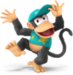 Diddy Kong Charged Alt 9