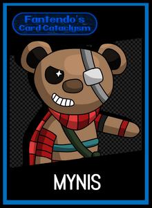 FCC Mynis Card