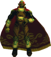 Ganondorf 64