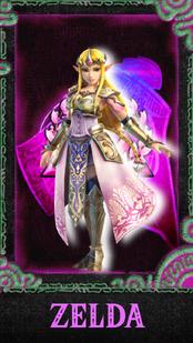 HW Zelda Render