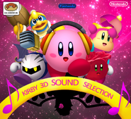 KDL3D Soundtrack Cover