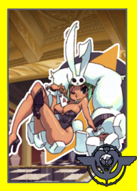 KingdomFightersTC BunnyCerebella