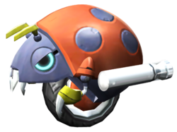 Motobug generations