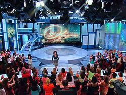 Oprah Stage
