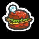 PMCS Item Magma Burger