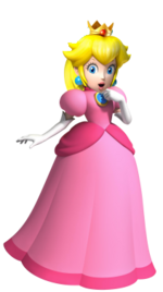 Princess Peach (SMBSS)