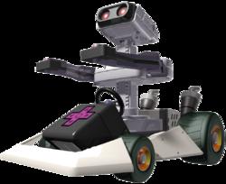ROB - Mario Kart DS