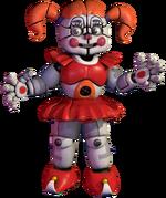SUFNAF CircusBaby