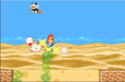 Sand Canyon Kirby the Fighters 2