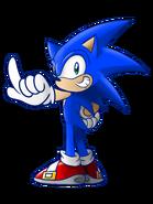 SonicPosing b SF