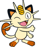 052Meowth Dream