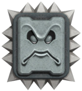 2.1.Thwomp with it's eyes closed