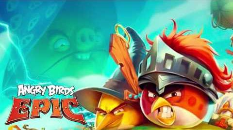 Angry Birds Epic music extended - Curse of The Apocalyptic Hogriders