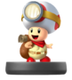 Captain Toad Amiibo SSBA