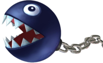 Chain Chomp MKW2!!
