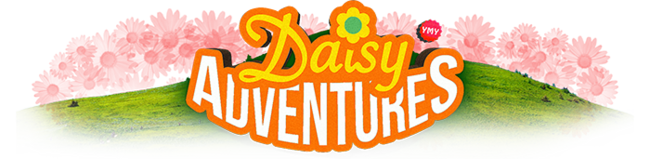 Daisy Adventures - Banner