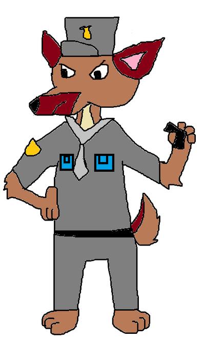Elite Dog Cop