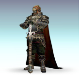 Ganondorf with Sword