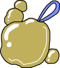 GoldenBubbleCharm