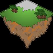 Island Shape Example