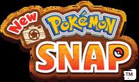 Logo EN - New Pokemon Snap