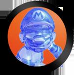 MHWii ShadowMario icon