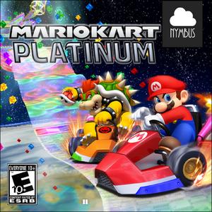 Mario kart platinum box art