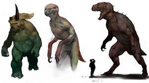 Mutant Dinosaurs