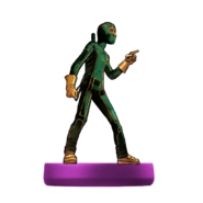 Sfw kick-ass amiibo