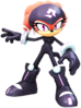 Shade the echidna by jaysonjeanchannel-dbzih4e