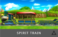 Spirit Train SSBA
