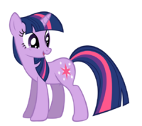 Twilight sparkle by bl1ghtmare-d4h10dq