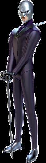 Hawkmoth Full Body