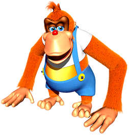 Lanky Kong