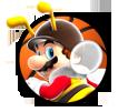 MH3D- Bee Mario