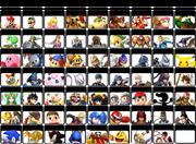 Smash roster