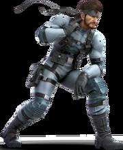 Solid Snake (Super Smash Bros Ultimate)