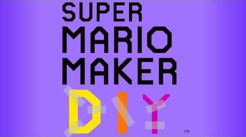 Underground (Edit Mode Mix) - Super Mario Maker D.I.Y.