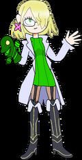 YamaVelvetrot Costume 4