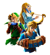 Zelda Concert 2018 artwork