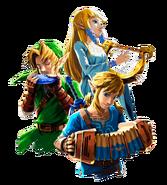 Zelda Concert 2018 artwork