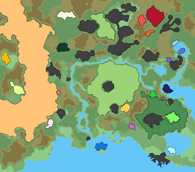 Zelda Locations