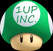 1-UP INC. LOGO 2