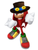 2.Knuckles with Hat 4