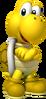 ACL MK8 Yellow Koopa Troopa